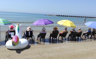 ¡Y llegó el verano 2021 a Novallar! ¿Y qué es un verano sin playa?